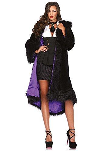 Damen-Kostüm Leg Avenue - Mafia Molly, Größe:S