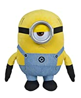 From the cool movie `Despicable MeŽ comes this cute plush figure. It stands approx. 36 cm tall.