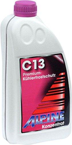 Kühlerfrostschutz C13 mit Silicium 1.5 Ltr. (Super-Longlife) 0101351