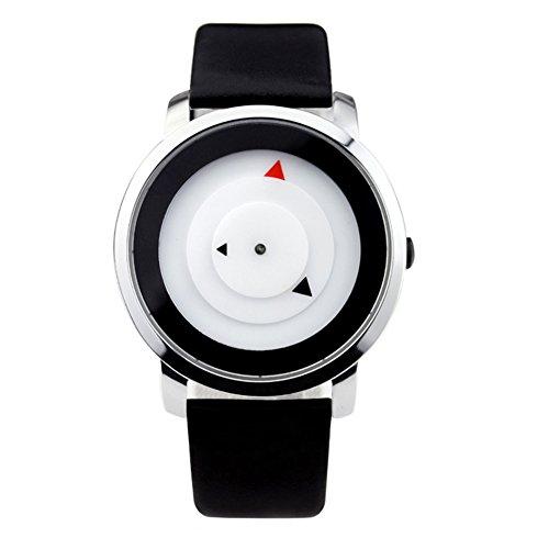 frische Qualität ansehen/Klare und prägnante Design Stack Zeiger Uhren-A -