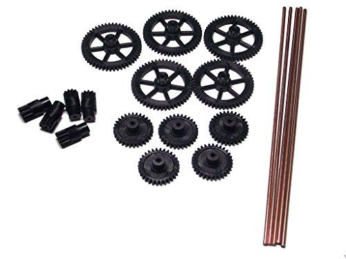 cebekit-accessori-mecanicos-robotica-set-di-ingranaggi-c-6109-miniatura
