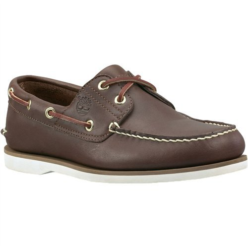 Timberland Classic 2-Eye Boat Shoes for Men Eye Moc