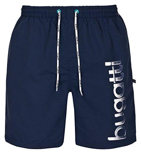 bugatti® - Herren Badeshort marineblau, in Größe XXXL