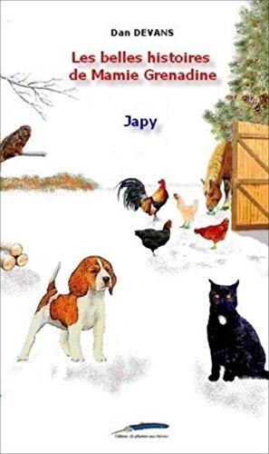 Japy (Les belles histoires de Mamie Grenadine t. 1)