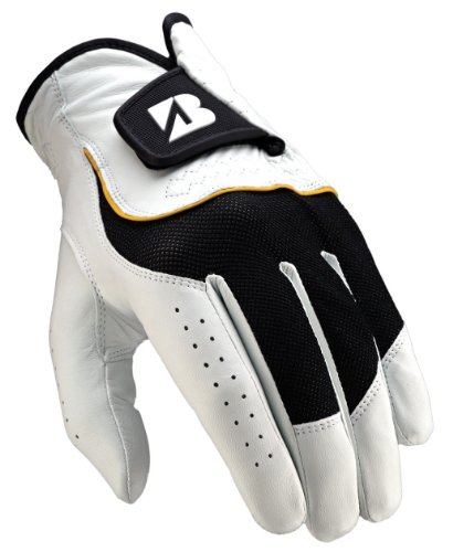 Bridgestone Tour Glove Gant de golf Homme Blanc XL