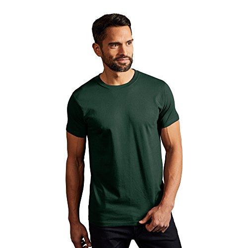 Premium T-Shirt Herren, XL, Waldgrün