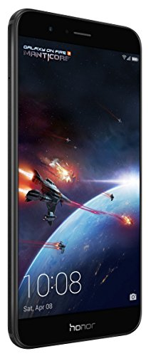 Honor 8 Pro (Midnight Black, 6GB RAM + 128GB Memory)
