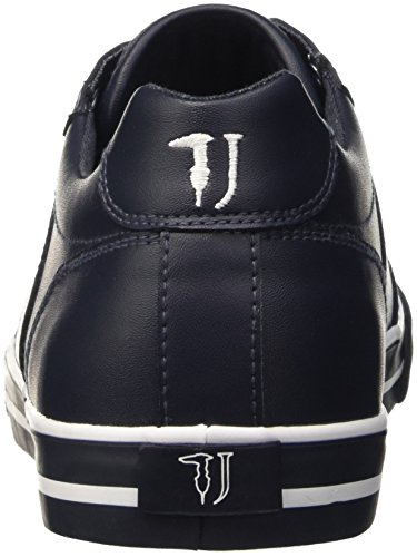 Trussardi Jeans 77s213a51, Scarpe Low-Top Uomo Blu (Dark Blue)