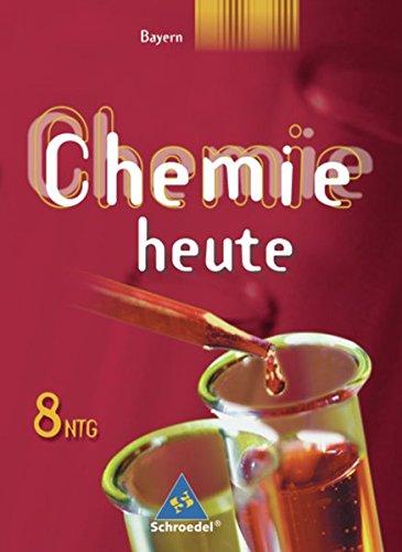 Chemie heute SI - Ausgabe 2006 für Bayern / naturwissenschaftlicher Zweig: Schülerband 8