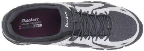 Skechers Usa Navigationen-zion Sneaker Charcoal/Light Grey