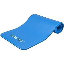 Gym Stick Appareil 61043bl Tapis de Confort-Bleu