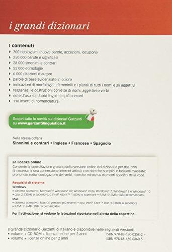 Zoom IMG-1 il grande dizionario italiano con