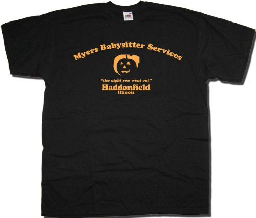myers-babysitter-services-t-shirt-by-old-skool-hooligans-haddonfield-illinois-halloween-x-large