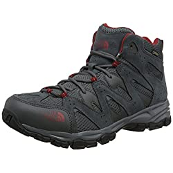 the north face men's storm hike mid gore-tex eu high rise boots - 41nH 2BG8pEPL - THE NORTH FACE Men's Storm Hike Mid Gore-tex EU High Rise Boots