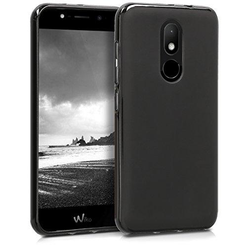 kwmobile Wiko WIM Lite Hülle - Handyhülle für Wiko WIM Lite - Handy Case in Schwarz matt