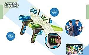 IMC Toys-Pistola Laser Versus Combat CONSIGUE DERROTAR A Tus Enemigos, Multicolor (90033)
