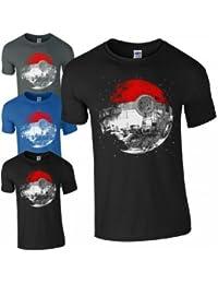 T-shirt Pokemon Etoile noir