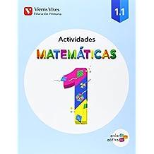 Matematicas 1 Actividades (1.1-1.2-1.3) Aula Acti - 9788468220291