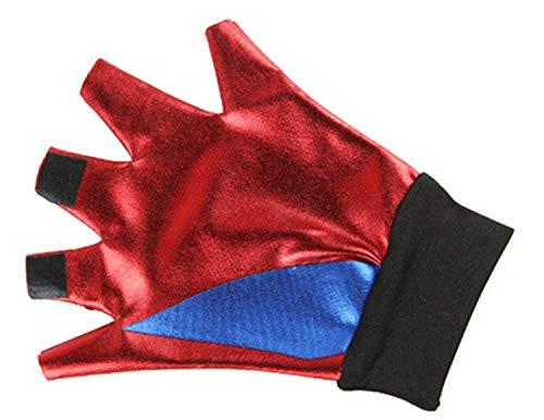 Kostüm Suicide Squad Harley - Multiculture Suicide Squad Harley Quinn Cosplay Kostüm Handschuh Halloween Party Zubehörteil