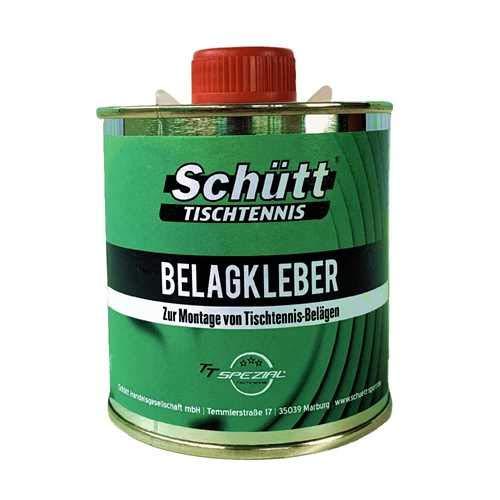 Schütt Belagkleber Pinseldose (250 ml)