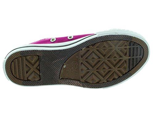 Converse Ct Wash Neon Ox 288300-31-13 Unisex - Kinder Sneaker Pink Sapphir