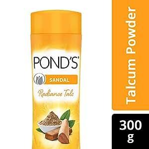 Pond's Sandal Radiance Talc, 300g