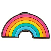 Crocs Rainbow Shoe Decoration Charms, Multicolour (-), One Size