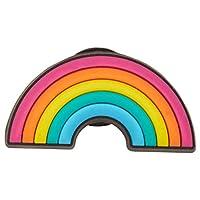 Crocs Rainbow Shoe Decoration Charms, Multicolour (-), One Size