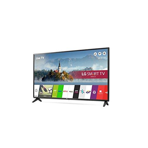 LG 49LJ594V 49 inch Smart LED TV (2017 Model), (Renewed)