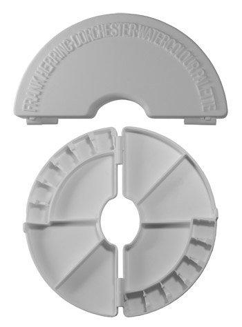 Frank Herring Crescent Palette 17cm Diameter