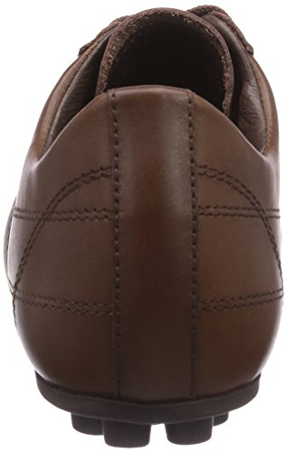 Bikkembergs 641078, Baskets Basses mixte adulte Marron - Braun (braun)