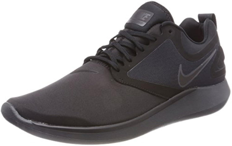 Nike – lunarsolo – Scarpe da Running, Uomo, Nero (nero nero-Anthracite) | prezzo di vendita  | Uomo/Donne Scarpa