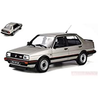 NEW OTTOMOBILE OT742 Volkswagen Jetta GTX 16V Diamond Silver 1:18 MODELLINO Die Cast