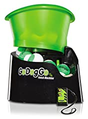 Idea Regalo - god GoDogGo Sfera Automatica Thrower