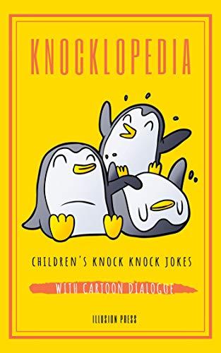 en's Knock Knock Jokes with Cartoon Dialogue (English Edition) ()