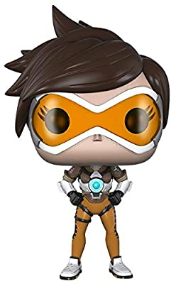Overwatch Tracer Vinyl Figure 92 Figurine de collection