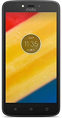 Moto C Plus (Starry Black, 16 GB) (2 GB RAM)