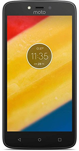 Moto C Plus (Starry Black, 16 GB) (2 GB RAM) image - Kerala Online Shopping