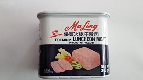 Ma Ling Luncheon Meat 340g Frühstücksfleisch