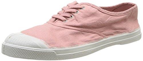 Bensimon  Tennis,  Sneaker donna Rosa Rose (Rose Ballerine 442) 40