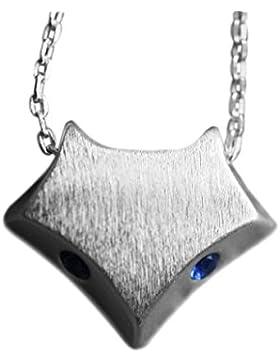 OWLZ Fuchs Kette, 925 Sterling Silber