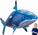Air Swimmers squalo radiocomandato squalo telecomandato pesce volante telecomandato volante pagliaccio radiocomandato Squalo Pesce Pagliaccio Flying Shark Air Flying Fish remote control (Shark)