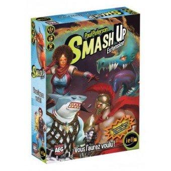 Smash Up Extension Vous L'aurez Voulu