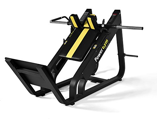 Commercial Hackenschmidt Bein Maschine–Powergym Fitness