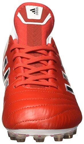 adidas Copa 17.1 Ag, pour les Chaussures de Formation de Football Homme Rouge (Red/core Black/footwear White)