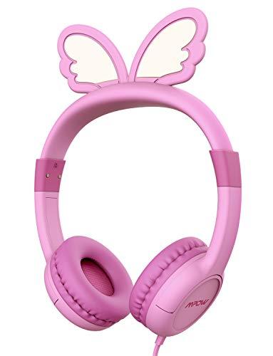 Mpow CH3 Cuffie per Bambini con Volume limitato da 85 Db Protezione Acustica Limitata, Funzione di condivisione Musicale con SharePort,...