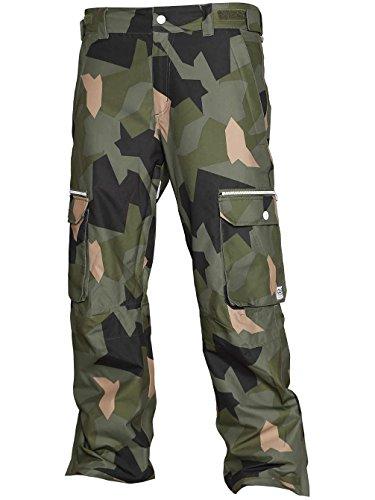 Herren Snowboard Hose Colour Wear Pants