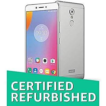 Renewed) Lenovo K6 Note K53A48 (Grey, 32GB): Amazon in