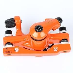 Mach1 Étrier de frein pour scooter Mach1 électrique ou à essence Orange
