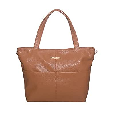 Caprese Ariel Women's Tote Bag (Tan)